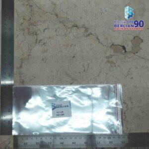 Plastik OPP 10 X 20 CM 18 MIC 100LBR Lem Atau Seal