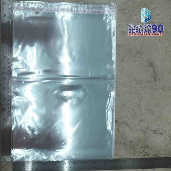 PLASTIK OPP EKONOMIS 22 x 30 CM / PLASTIK A4 / PLASTIK GARMENT